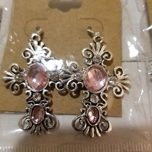 Jewelry - Antiqued earings